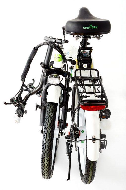 Best 2018 City Hybrid All White E-Bike