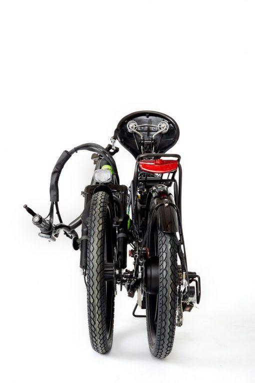 GreenBike City Hybrid All Black E-Bike