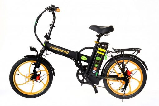 GreenBike Legend HD Folding E Bike