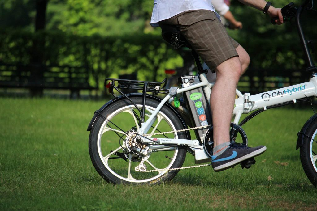 Greenbike city hybrid