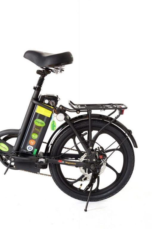 beautiful 2018 City Premium All Black E bike