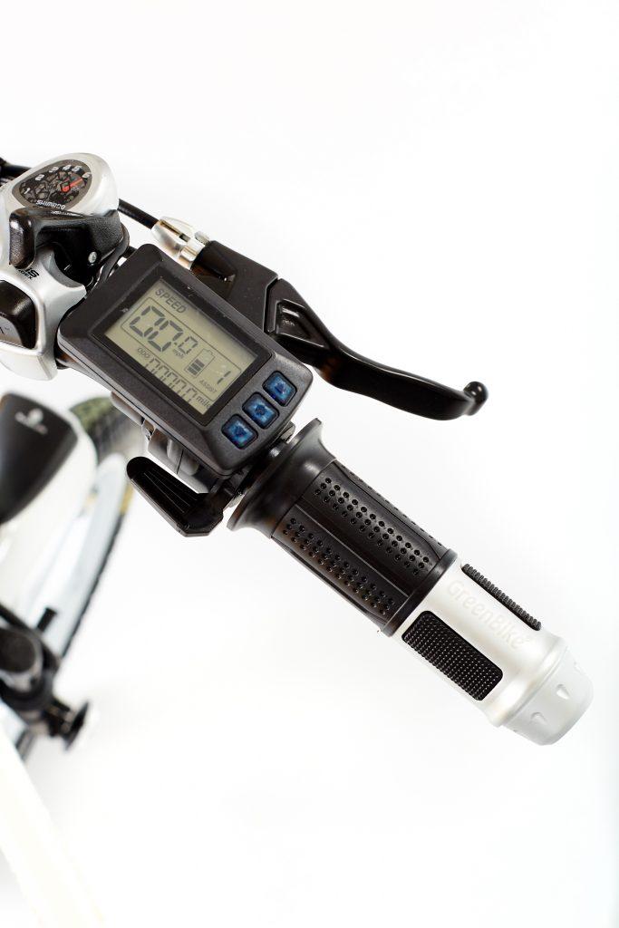 2018 City Premium All White Ebike Power Bike