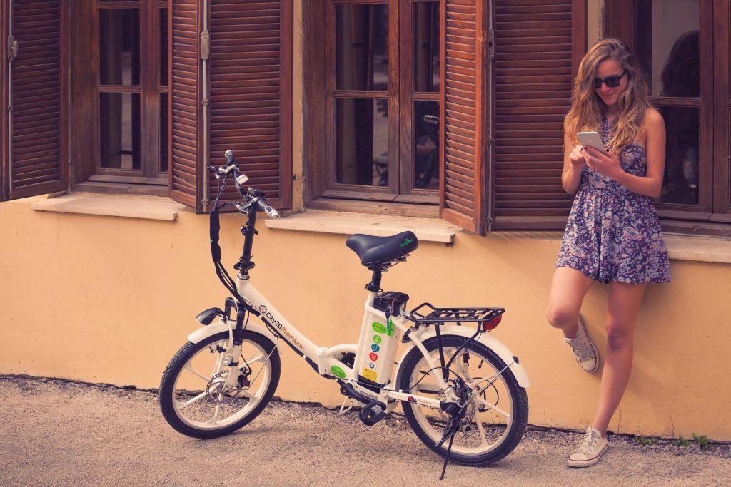 Greenbike City Premium