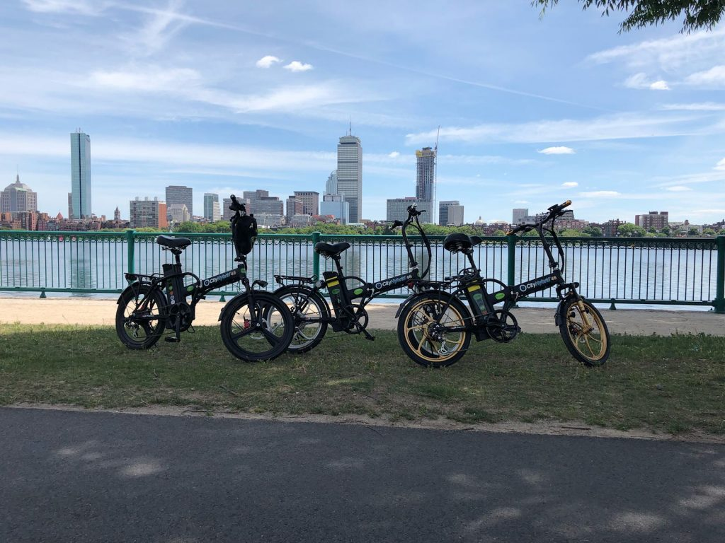 Electric Bikes in Boston