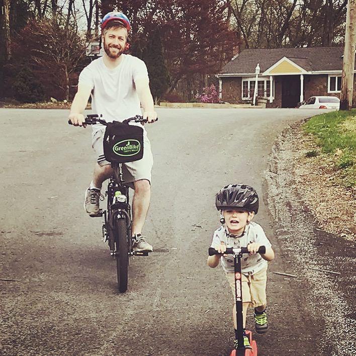 Electric Bike Fun