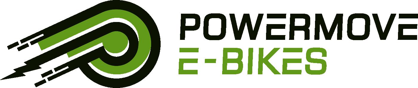 Powermove Green E-Bikes Logo