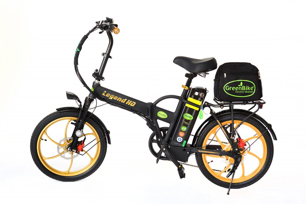 2018 Legend HD by GreenBike Electric Motion