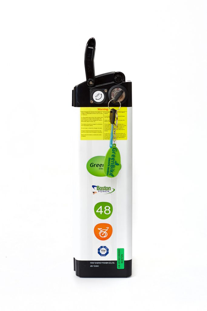 48v Lithium ion Battery Greenbike
