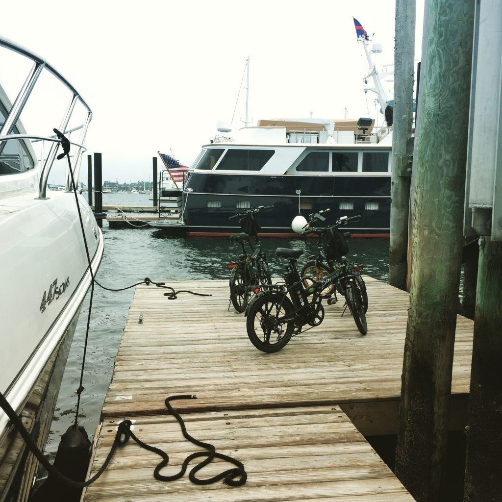 Captains Love E-Bikes
