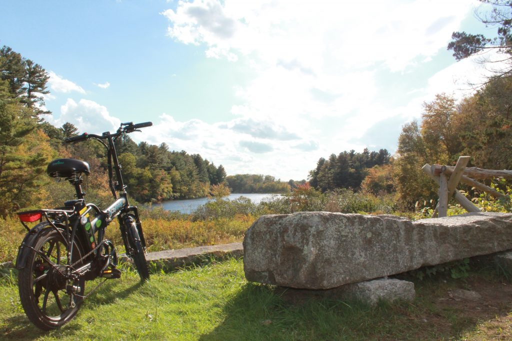 Outdoor e bike