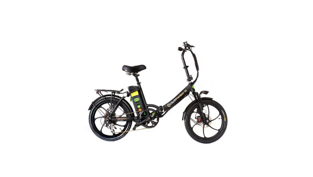 GreenBike City Premium e-bike
