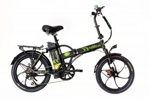 GreenbIke Toro Folding E Bike