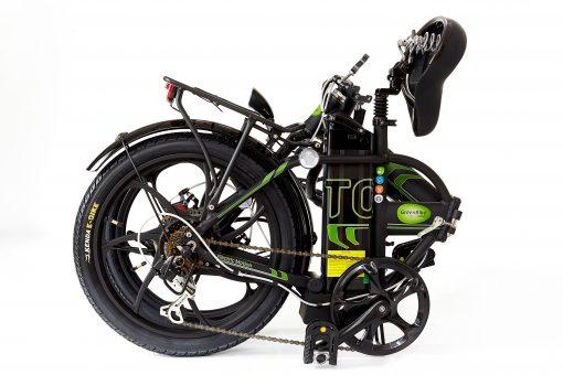 GreenbIke Toro Folding E Bike