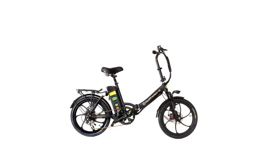 greenbike city premium folding e bike