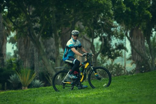 GreenBike Enduro Electric Mountain Bike