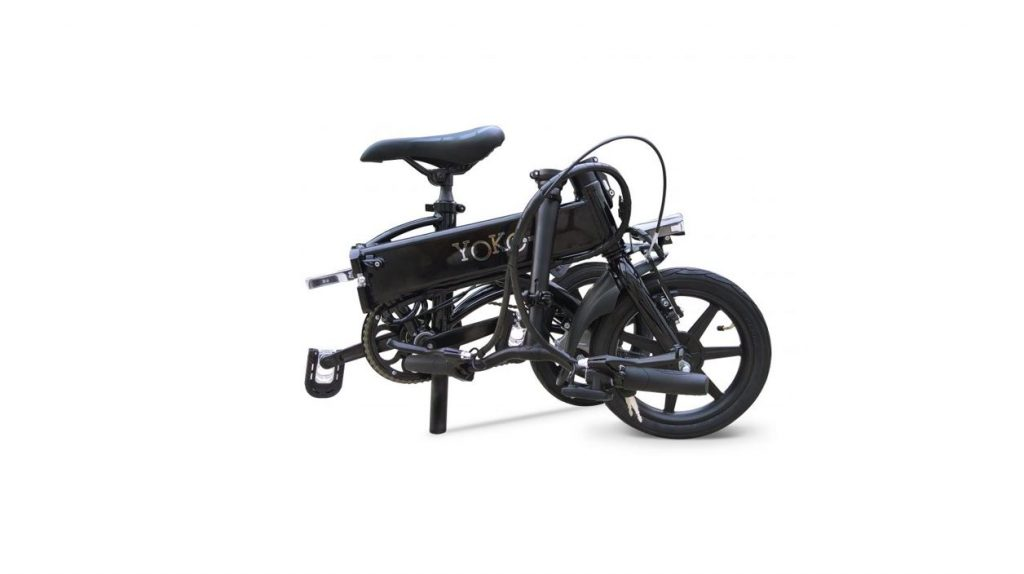 GreenBike Yoko Folding E Bike