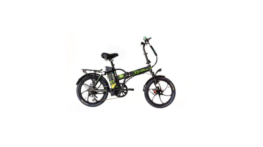 toro folding e bike